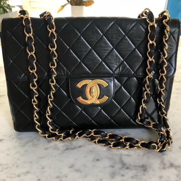 730c5756638960 CHANEL Bags | Jumbo Xl Flap Bag | Poshmark